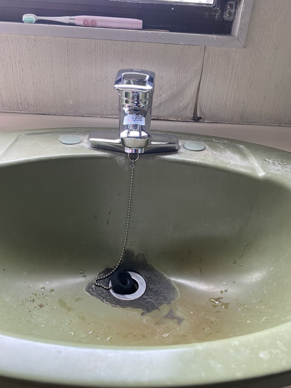 洗面台蛇口および洗濯蛇口ご交換