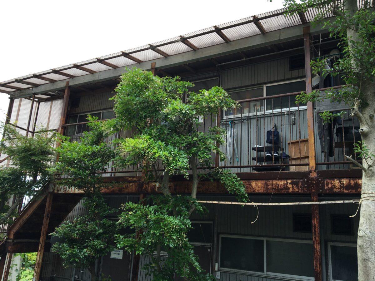 小倉南区徳力 給水引き換え工事 現場写真